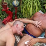 Hairy-and-Raw-Daddy-Jeff-Grove-and-Christian-Matthews-Bareback-BBBH-Amateur-Gay-Porn-05-150x150 Amateur Hairy Silver Daddy With Thick Cock Barebacks His Hung Pool Boy