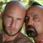 Butch-Dixon-Bo-Bangor-and-Drake-Jaden-Barebacking-Daddy-Muscle-Tatted-Stud-Amateur-Gay-Porn-07-150x150 Tatted Muscle Daddy Fucks His Younger New Neighbor Outside